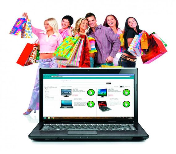<span>Venda</span> sus productos a través de <span>internet</span> y <span>aumente</span> sus <span>ventas</span>
